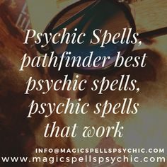 Psychic Spells: If you think psychics are only good at reading Tarot cards, or predicting the future (as well as unearthing the past), think again. Voodoo Spells, Past Life Regression, Money Problems, I Was Wrong, Money Spells, Holistic Healing, Confusion, Say Hi, Jealous