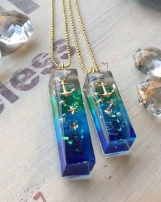 uv resin jewelry tutorials ~ uv resin ` uv resin crafts ` uv resin jewelry ` uv resin tutorial ` uv resin crafts diy ` uv resin jewelry tutorials ` uv resin crafts for beginners ` uv resin crafts videos Diy Resin Art, Diy Resin Crafts, Jewelry Crafts, Stick Crafts, Resin Jewlery, Resin Jewelry Making, Diy Resin Necklaces, Earrings Handmade, Ice Resin