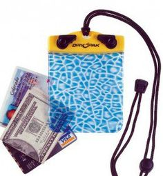 Waterproof Cases: Keep the most important things safe if you do a snorkeling or beach excursion.