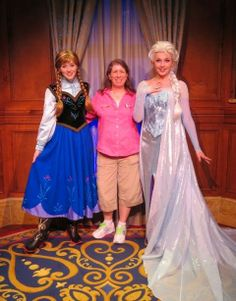 Disney Musings: Frozen Meet & Greet