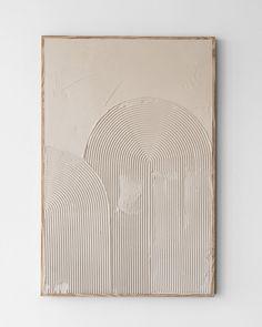 Textured Canvas Art, Diy Canvas Art, Diy Wall Art, Diy Art, Textured Painting, Abstract Canvas Wall Art, Painting Inspiration, Art Inspo, Plaster Art