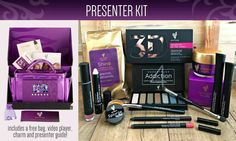 Younique 2017 Presenter's Kit is HERE!!!