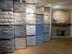 25 Boston Blend Fieldstone Mosaic Stone Siding New England