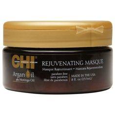CHI Argan Oil Plus Moringa Oil Rejuvenating Mask - 8 fl oz