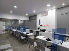 Oficina de Luna Llar, espacios abiertos y luminosos Conference Room, Table, Furniture, Cards, Home Decor, Open Spaces, Offices, Architecture, Interiors