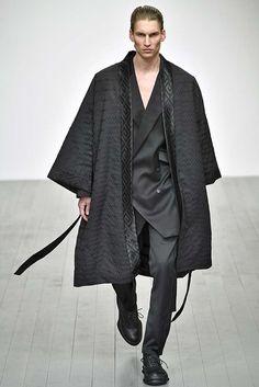 Look Fashion, Korean Fashion, Mens Fashion, Fashion Outfits, Fashion Design, Japanese Fashion Men, Fashion Styles, Gothic Fashion, Casual Outfits