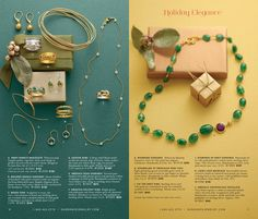 Catalog Spree - Sundance - Holiday Jewelry 2012 Catalog                                                                                                                                                     More
