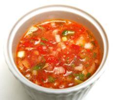 Fresh Colombian Hot Pepper Salsa (Salsa de Aji Picante)
