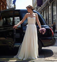 Margot    Nuit Blanche Paris - Robes de mariée sur mesure