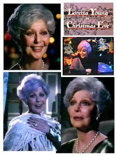 Christmas! Maureen O'Hara, Jessica Tandy, Billie Burke, Katharine Hepburn & Loretta Young by eclecticdvds