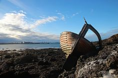 Old Boat in Reykjavík | Flickr - Photo Sharing!
