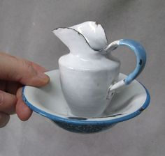 miniature enamel ware - I. Want. This!