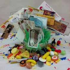 Eat Out (More Than) 52 Weeks a Year Raffle Basket Bowl For Kids' Sake Big Brothers Big Sisters Vermilion County