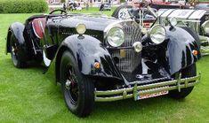 1921 Mercedes 28/95 Sports Tourer