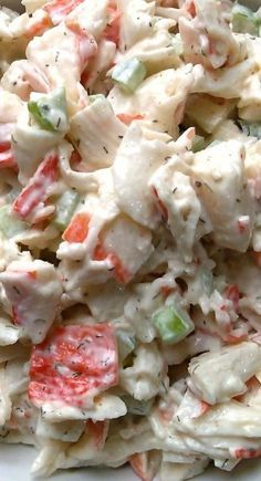 Seafood Salad More