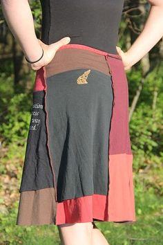 T-shirt skirt from Jupitergirl