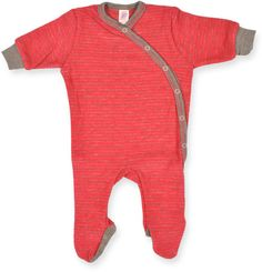 Engel Schlafanzug geringelt Schurwolle 525680 » Babyschlafanzüge - Jetzt online kaufen | windeln.de
