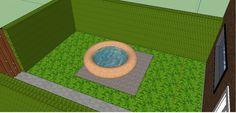 Dit is mijn vijver (zwembad, fonteintje)