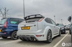 Grey Ford Focus RS