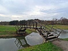 Brug - Kroegloper NP Zuid-Kennemerland
