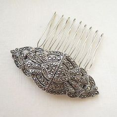 Vintage Hair Comb (out of Grandma's head piece?)