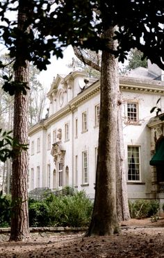 The Swan House, Atlanta, built in 1928 for Edward and Emily Inman.