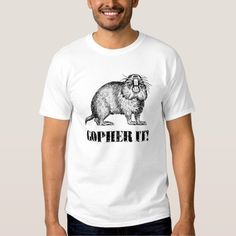 Gopher It! Groundhog Day T-Shirt