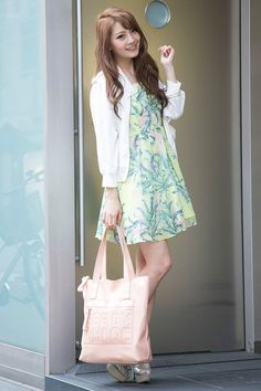 Japan Street Fashion Summer 2013