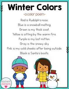 Winter Poetry