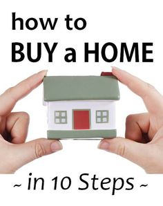 Money Girl : How to Buy a Home in 10 Steps, Part 1 :: Quick and Dirty Tips ™