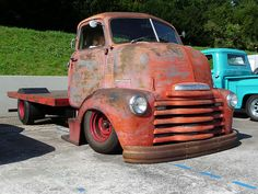 1951 Chevrolet COE (Diedelson's Kustoms)