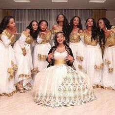 4adb2e75865 17 Best Ethiopian Wedding Dress kaba   cloak images