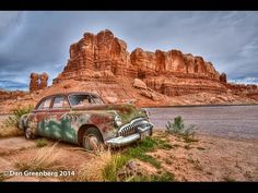 Worlds Best Abandoned Classical Car Photographs in the Mid-West.