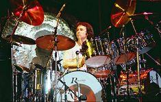 Brian Downey - original Thin Lizzy drummer, also founding member
