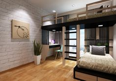 bedroom renovation singapore