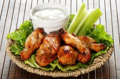 10 Chicken Wing Recipes for Game Day