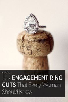 Are you more of a pear or heart cut kind of girl? Find out what kind of engagement ring is right for you: