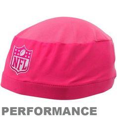 New Era NFL Breast Cancer Awareness Performance Training Skull Cap - Pink  Football Uniforms 2cb467f9e34e