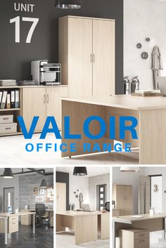 Modern, contemporary and stylish office design. For business or for home.