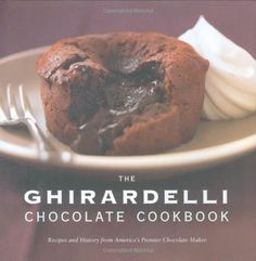 The #Ghirardelli #Chocolate Cookbook Recipes and History from Americas Premier Chocolate Maker  America is experiencing a chocolate renaissance, and the epicenter is in the San Francisco Bay Area, where Ghirardelli has long been the standard-bearer for great chocolate. Domingo Ghirardelli first began making chocolate drinks for miners during the Gold Rush. In the more than 150 years since, the chocolatiers who have carried on the company's grand tradition have made Ghirardelli the leading…