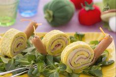 Lumachine di frittata - Frittata snails (https://www.youtube.com/watch?v=04T2nF1SLmU)