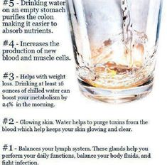 Healthy Living, Health Tips for the day , 5 advantages of drinking water in morning, Healthy Lifestyle, Healthy Living Healthy Habits, Healthy Tips, Healthy Choices, How To Stay Healthy, Healthy Water, Healthy Weight, Healthy Recipes, Healthy Snacks, Healthy Drinks