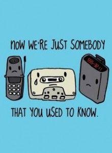 Forgotten Tech