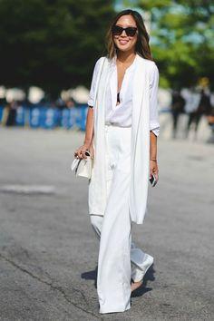 Os melhores looks das fashionistas na NYFW