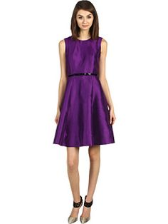 Kate Spade New York - Minty Dress in Plum Berry