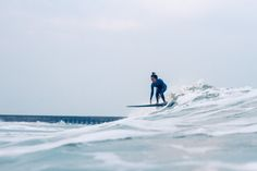 Kelia Moniz surfing some playful waves in Chiba, Japan