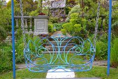 Cattis och Eiras Trädgårdsdesign: England – The Secret Garden (Chauffeurs Flat). Den...