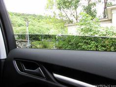 Audi A3 Sportback e-tron hintere Seitenschaiben