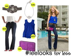 """So you think you can dress? We love this casual chic look from the bubbly host of """"So You Think You Can Dance,"""" Cat Deeley. Cat Deeley, Lee Jeans, Casual Chic, Design Ideas, Dance, Fashion Design, Dresses, Casual Dressy, Dancing"""