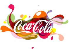 Big Brand Friday - Coca-Cola Logo Illustration by Engin Korkmaz, via Flickr
